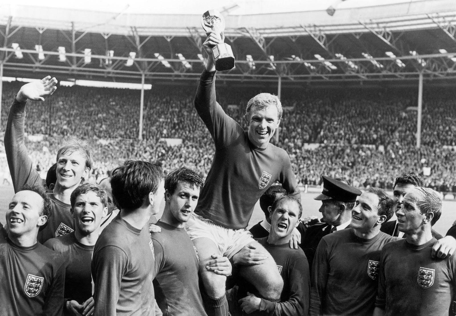 Сборная Англии по футболу 1966 год