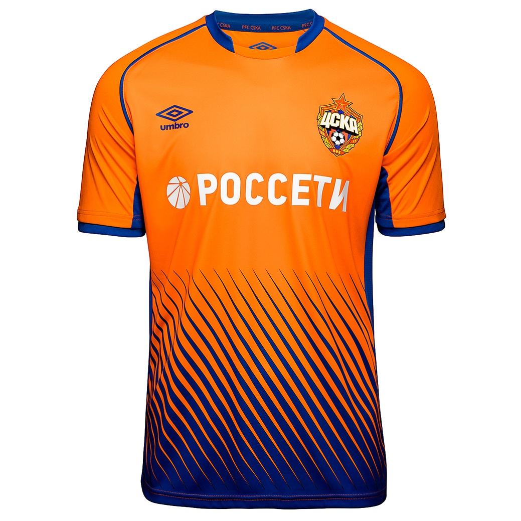"Третья футболка ""ЦСКА"" 18/19"