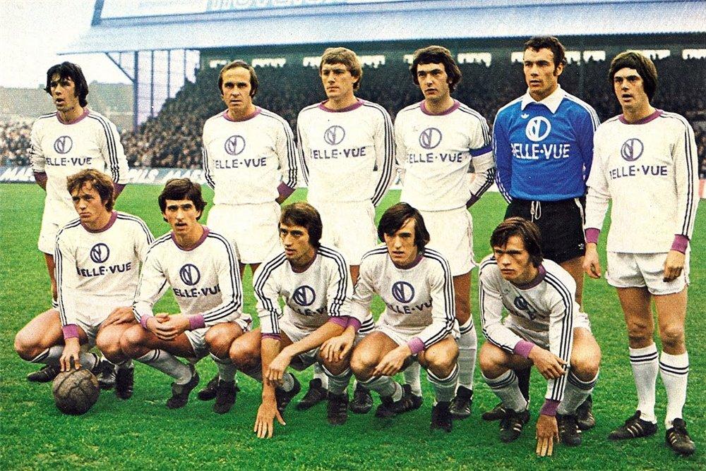Андерлехт 1976 год