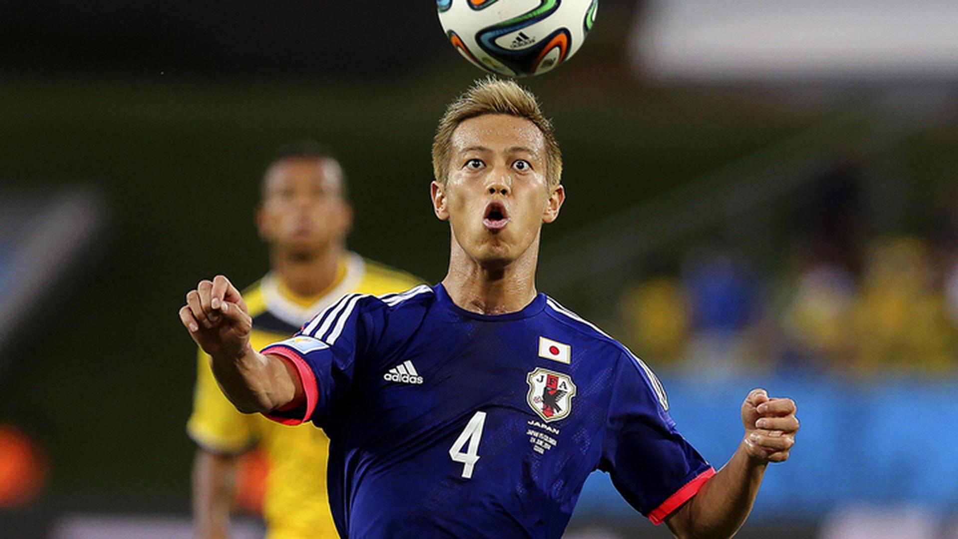 Хонда - Японский игрок, известный по играм за ЦСКА