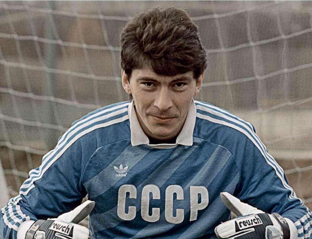 Ринат Дасаев в сборной