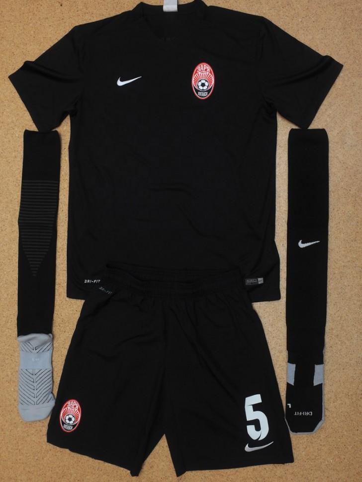 cf9c4752df15 Детская форма голкипера футбольного клуба Заря 2016 2017 (комплект   футболка + шорты +
