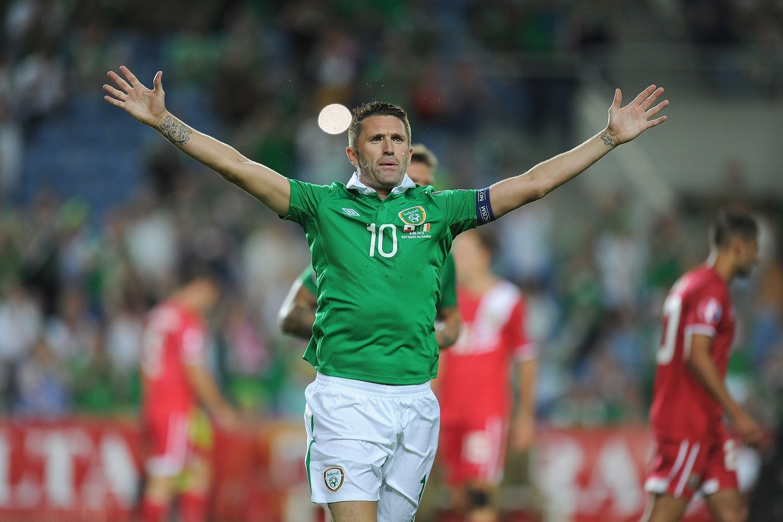 Робби Кин – легенда ирландского футбола